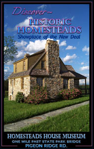 Cumberland Homesteads Historic District